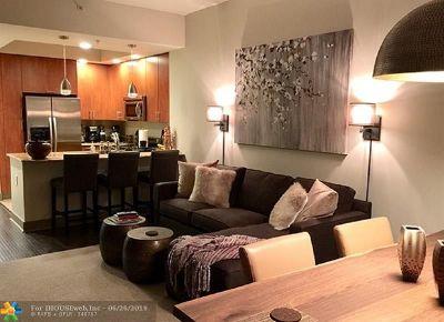 Fort Lauderdale Rental For Rent: 315 NE 3rd Ave #1609