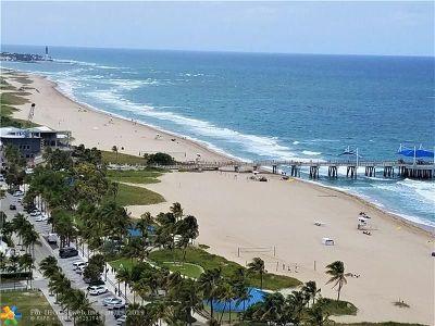 Pompano Beach Rental For Rent: 101 Briny Ave #2207