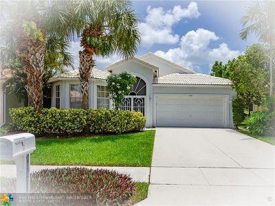 Boynton Beach Single Family Home For Sale: 10818 Fillmore Dr