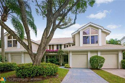 Boca Raton Rental For Rent: 17626 Ashbourne Way #D