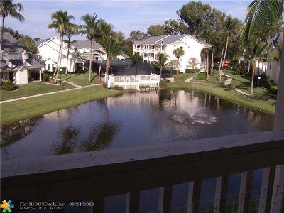 Boca Raton Rental For Rent: 6355 La Costa Dr #L