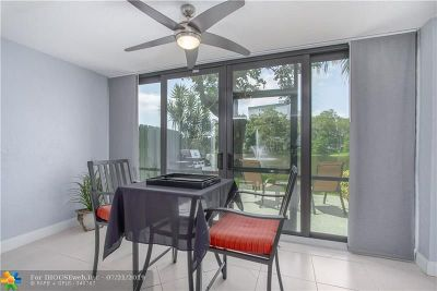 Pompano Beach FL Condo/Townhouse For Sale: $239,000