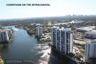 Fort Lauderdale Condo/Townhouse For Sale: 936 Intracoastal Dr #5B