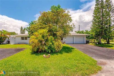 Fort Lauderdale FL Multi Family Home For Sale: $649,900