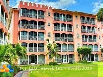 Boca Raton Rental For Rent: 1040 Banyon #201