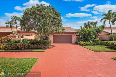 Boca Raton Single Family Home For Sale: 6396 Via Rosa
