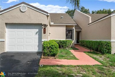 Deerfield Beach Condo/Townhouse Backup Contract-Call LA: 5153 NW 11th Ln