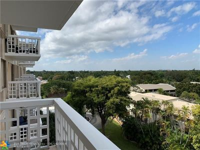 Oakland Park FL Condo/Townhouse For Sale: $158,000