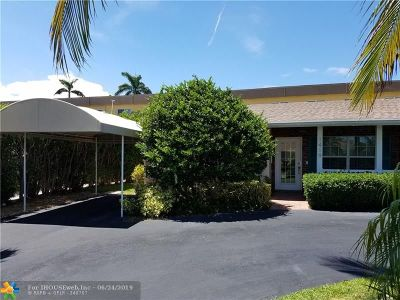 Fort Lauderdale Rental For Rent: 1419 NE 55th St