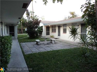 Fort Lauderdale Rental For Rent: 709 SE 15th St #5