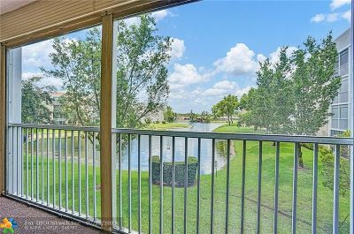 Sunrise Condo/Townhouse For Sale: 10382 NW 24th Pl #204