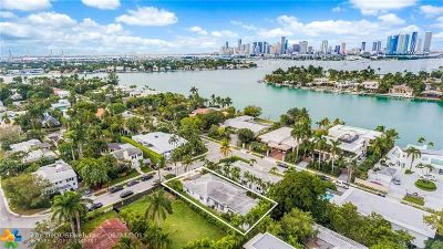 Miami Beach Single Family Home For Sale: 115 4th Dilido Ter