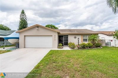 Boca Raton Single Family Home For Sale: 9213 SW 16th St