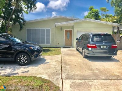 Boca Raton Single Family Home For Sale: 1125 SW 19th St