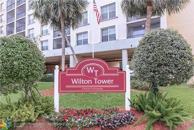Wilton Manors Rental For Rent: 520 NE 20th Street #0403