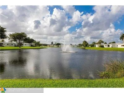 Broward County , Palm Beach County Condo/Townhouse For Sale: 3474 Cypress Trl #106