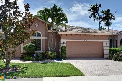 Heron Bay Single Family Home For Sale: 5879 NW 124th Way