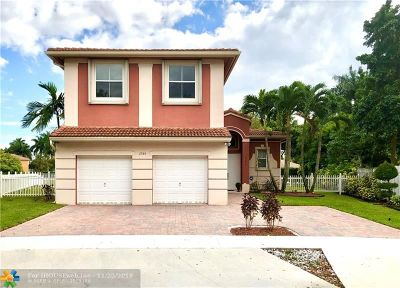 Miramar Single Family Home For Sale: 2385 SW 131st Ave