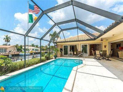 Fort Lauderdale Single Family Home For Sale: 2820 NE 59th St