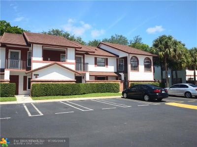 Coral Springs Condo/Townhouse Backup Contract-Call LA: 2416 NW 89th Dr #2416