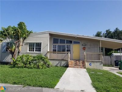 Miami Single Family Home For Sale: 8300 SW 32 Street