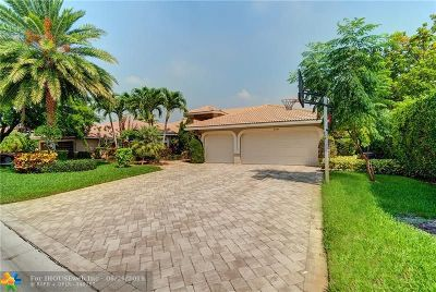 Parkland Single Family Home For Sale: 6427 NW 99th Ave
