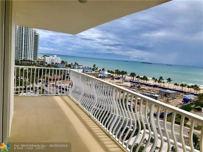 Fort Lauderdale FL Condo/Townhouse For Sale: $699,000
