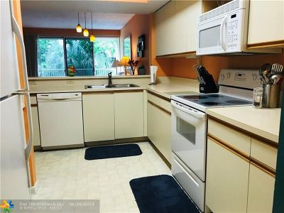 Coral Springs Condo/Townhouse For Sale: 8220 NW 24th St #B