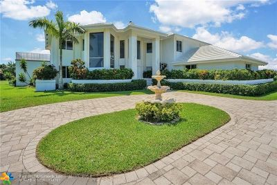 Davie Single Family Home For Sale: 2470 SW 130th Ave