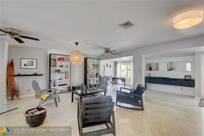 Deerfield Beach Single Family Home Backup Contract-Call LA: 916 SE 13th St