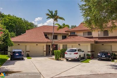 Plantation Condo/Townhouse Backup Contract-Call LA: 964 NW 92nd Ter #12D
