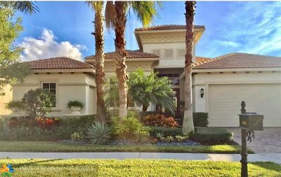 West Palm Beach Single Family Home For Sale: 10664 Hollow Bay
