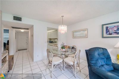 Pembroke Pines Condo/Townhouse For Sale: 1200 SW 124th Ter #108 O