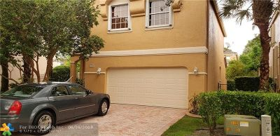 Coral Springs Single Family Home For Sale: 4715 NW 114th Dr