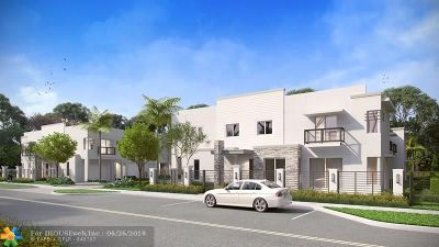 Fort Lauderdale FL Condo/Townhouse For Sale: $549,000