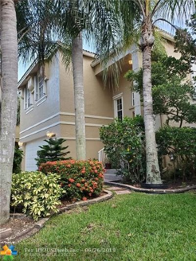 Coral Springs Single Family Home Backup Contract-Call LA: 11448 NW 48th Ct