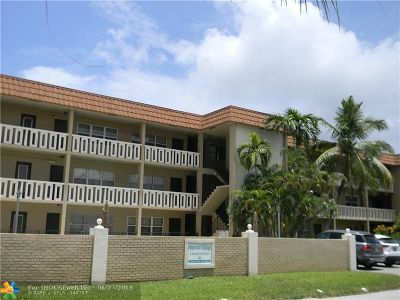 Imperial Point Condo/Townhouse Backup Contract-Call LA: 6200 NE 22nd Way #105