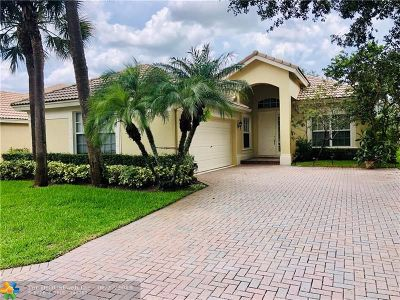 Parkland Single Family Home For Sale: 10997 NW 61st Ct