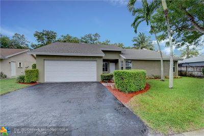 Boca Raton Single Family Home For Sale: 9369 Gettysburg Rd