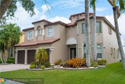 Miramar Single Family Home For Sale: 16459 SW 54th Ct