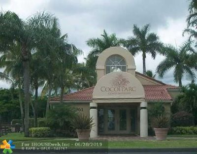 Coconut Creek Rental For Rent: 751 Lyons Rd #18107
