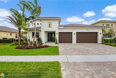 Cooper City Single Family Home For Sale: 10581 Marin Ranches