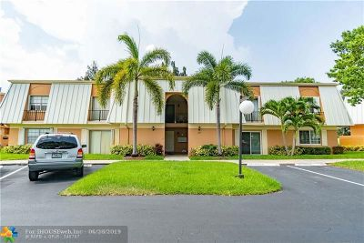 Davie Condo/Townhouse For Sale: 3600 Citrus Trce #6