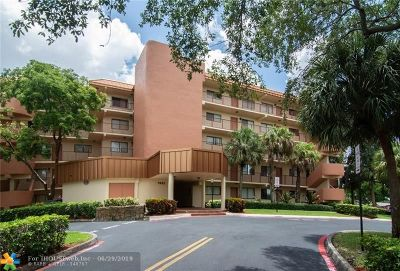Plantation Condo/Townhouse For Sale: 7451 NW 16th St #108