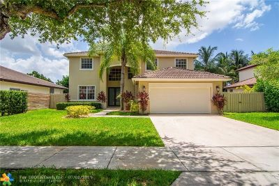 Miami Single Family Home For Sale: 14891 SW 159th Ct