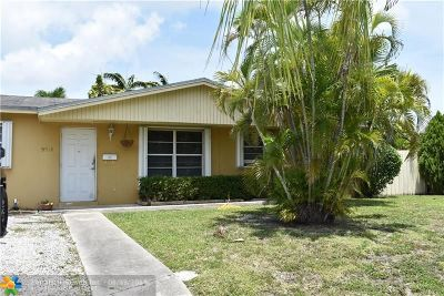 Miami Single Family Home For Sale: 9991 SW 156th Ter