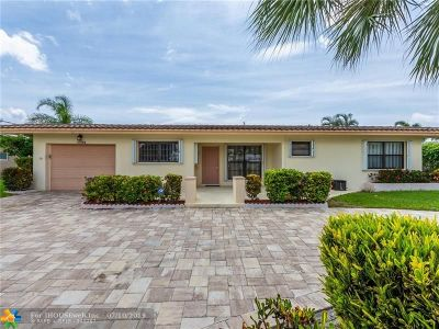 Deerfield Beach Single Family Home Backup Contract-Call LA: 1122 SE 14th Ter