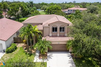 Davie Single Family Home For Sale: 1727 SW 108th Way