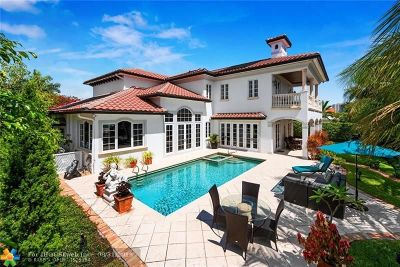 Palm Beach County Single Family Home For Sale: 4225 Tranquility Dr