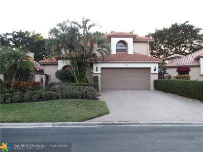 Broward County, Palm Beach County Single Family Home For Sale: 5809 NW 21st Way